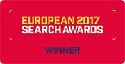 EU Search Awards Winner 2017