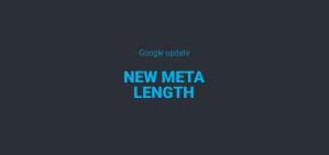 New Meta Length
